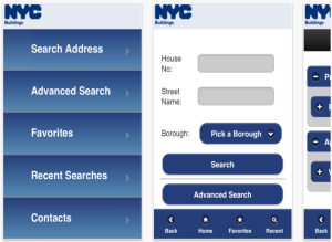 NYC Buildings App